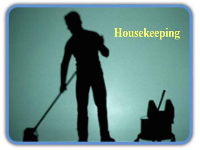 housekeeping introduction authorstream