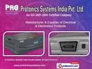 Crt Television By Protonics Systems India Private Limited Noida
