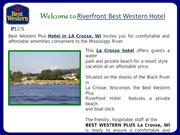 best western black river la crosse hotel