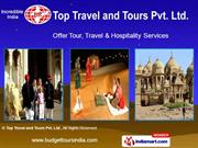 North India Tours By Top Travel And Tours Pvt. Ltd. New Delhi