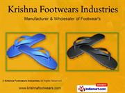 Hawai Chappal By Krishna Footwears Industries Bahadurgarh