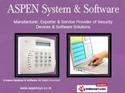 Software Solution By Aspen Systems & Software Pune