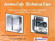 Expobar Coffee Machine By Aroma Cafe Technical Care Chennai