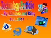 Chelsea and Riley Technology Porfolio