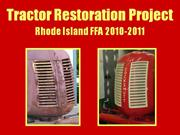Tractor Restoration Project_video_final