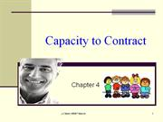 capacity-to-contract