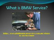 what is bmw service?