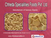 Potato Chips By Chheda Specialities Foods Pvt. Ltd. Mumbai
