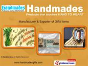 Miscellaneous Gifts By Hand Mades Mumbai