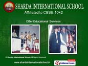 Transport Facility By Sharda International School Gurgaon