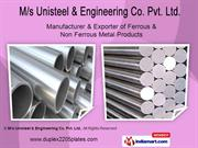 By M/S Unisteel & Engineering Co. Pvt Ltd Mumbai