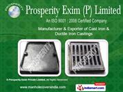 Rectangular Manhole Cover By Prosperity Exim Private Limited Kolkata