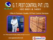 Weeds And Insects Control Services By G T Pest Control Private Limited