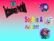 sophie a technology  p2