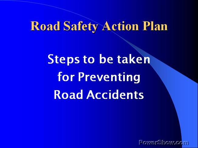 Road Safety English Essay Patrick Healy Fellows