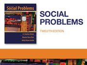 Social Problems Chapter 1