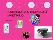 courtney m. technology portfolio