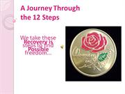 A Journey Through the 12 Steps