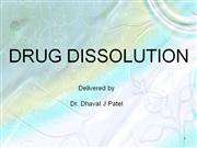 DrugDissolution