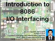 INTERFACING BASICS