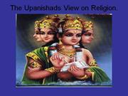 The Upanishads View on Religion-1