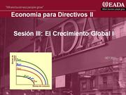 Factores Clave del Crecimiento Econmico Global- Setiembre 2011