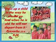 Little Children Bible Verses