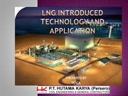 LNG INTRODUCED TECHNOLOGY AND APPLICATION rev