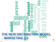3.0 Distribution model session 4 vodcast