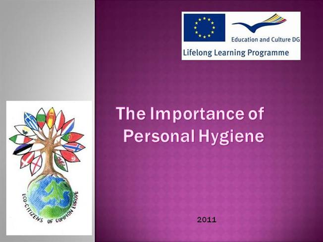 The Importance of Personal Hygiene |authorSTREAM