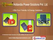 Solar Lighting & Water Heating Products By Hollandia Power Solutions