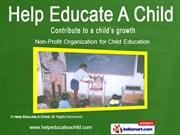 Help Educate A Child Is A Non-Profit Organization By Help Educate A