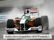 Indias first Grand Prix-2011 Formula 1