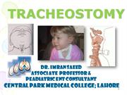 tracheostomy and its care in cchildren