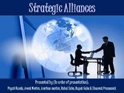 6. Strategic Alliances