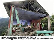 Himalayan Earthquake September 2011