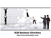 B2B Business Directory