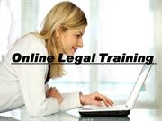 Online Legal Training