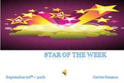 star of the week part 2