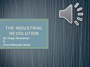 the industrial revolution final