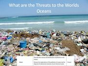oceans and pollution