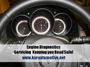 Engine Diagnostics and Servicing  Keeping you Road Safe