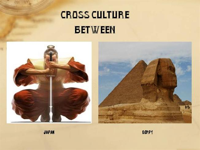 Japan vs egypt culture difference |authorstream.