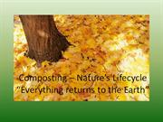 Composting – Nature's Lifecycle