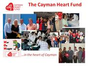 cayman heart fund fund raising - 2011