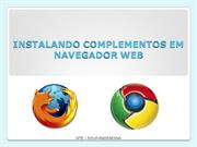 Instalar  Complementos no Firefox