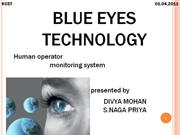 blue eye technology