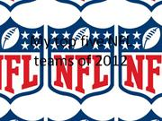 My top five NFL teams