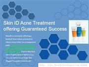 Skin ID from Neutrogena Taking the Chance Out of Acne Removal