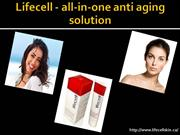 Lifecell - all-in-one anti aging solution